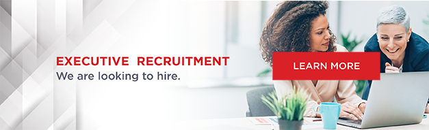 Executive Recruitment - We are looking to hire